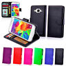 New Wallet Leather Case Cover - Samsung Galaxy Core Prime LTE G360