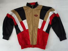 ADIDAS! track jacket sweatshirt top zip vintage retro! 4,5/6 ! M - adult@