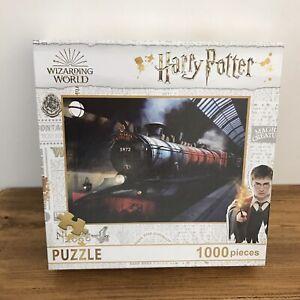 Harry Potter Hogwarts Express Wizarding World 1000 Pieces Jigsaw Puzzle 73x48 cm