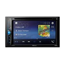 "Pioneer Avh-a200bt 6.2"" iPod iPhone AUX in USB Bluetooth Garanza 24 mesi"