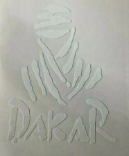 Dakar ,Van or car decal for windows, bumpers , panels or laptops