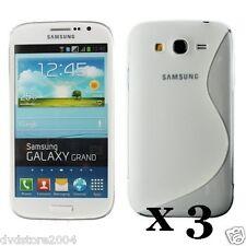 Cover e custodie semplice Per Samsung Galaxy Grand in silicone/gel/gomma per cellulari e palmari