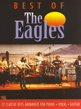 Best Of The Eagles Piano Vocal Guitar PVG Sheet Music Book Greatest Hits New