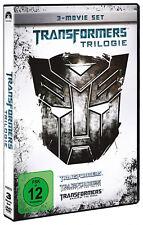 DVD 3 PELÍCULA JUEGO - TRANSFORMERS - TRILOGÍA - NUEVO / EMBALAJE ORIGINAL