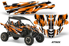 UTV Decal Graphic Kit Side By Side Wrap For Yamaha YXZ 1000R 2015-2018 ATTACK O