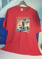 LOOT CRATE TIME TRAVELER MARTY MC PRIME 2XL T-SHIRT