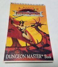 Vintage 1993 Dark Sun Dungeon Master Book Merchant House of Amketch