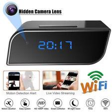 HD 1080P Wireless Wifi IP Spy Hidden Camera IR Cam Motion Security Alarm ClPLUS