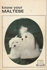 MALTESE (Know Your) **GOOD COPY**