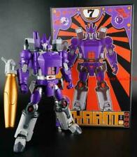 Transformers Dx9 D07 Tyrant Galvatron Mp Alloy Action Figure New In stock