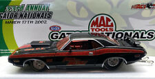 GMP/Franklin Mint/Highway61 DODGE CHALLENGER PRO MOD Custom Built(1)of(1) 1/24