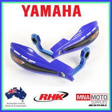 YAMAHA WR250F RHK XS ENDURO HANDGUARDS MX HAND GUARDS - BLUE WRF250