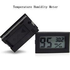 Good Digital LCD Indoor Temperature Humidity Meter Thermometer Hygrometer Gauge