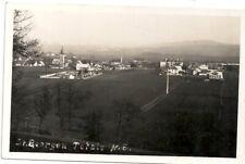 NÖ: Gruß aus St Georgen am Steinfelde Fotokarte 1930er Jahre !