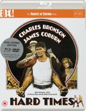 Hard Times Blu-Ray + DVD NEW BLU-RAY (EKA70242)