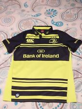 Official New Leinster Rugby Union Football Shirt-Jersey Small Man.