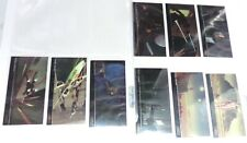 1994 Star Wars TOPPS Finest Widevision Chrome Inserts C1-C9 A New Hope 1995