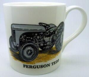 FERGUSON TE 20 ~  Large Fine Bone China Mug ~