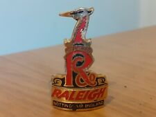 Raleigh Metal Head Badge, Classic Bicycle