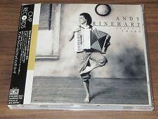 Japan PROMO issue CD Andy Rinehart JASON'S CHORD obi MICK KARN David Torn