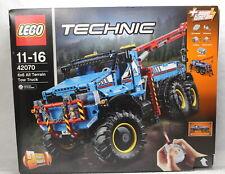LEGO Technic Allrad-Abschleppwagen 42070 - Nur leerer Karton ohne Inhalt
