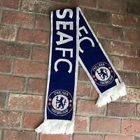 Chelsea Football Soccer Club England Scarf