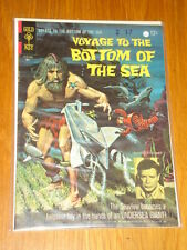 VOYAGE TO THE BOTTOM OF THE SEA #4 FN (6.0) GOLD KEY COMICS MAY 1966