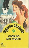 Lotto 3 libri gialli Agatha Christie