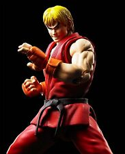 BANDAI S.H.Figuarts Ken Masters Street Fighter IV JAPAN OFFICIAL IMPORT