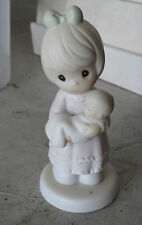 "1991 Precious Moments A Special Delivery Figurine 5 1/2"" Tall 521493"