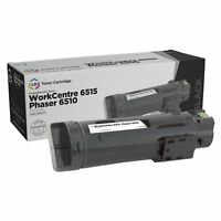 LD Compatible Xerox 106R03480 HY Black Toner for Phaser 6515 & WorkCentre 6515