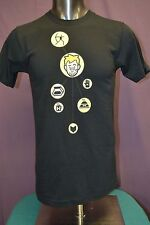 Mens Video Game Or Cartoon Shirt New M  Tell Me What This Is