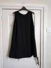 Ladies Primark Little Black Dress Size 16