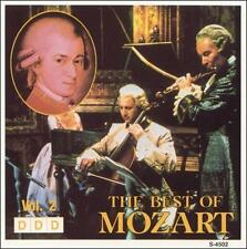 The Best of Mozart Vol. 2  - Audio CD Free Shipping