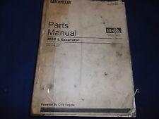 Cat Caterpillar 385C L Excavator Parts Book Manual S/N Eda1-Up