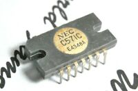 1PCS - NEC uPC571C / C571C DIP-14 Integrated Circuit / IC NOS