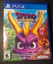 Spyro Reignited Trilogy [ 3 Games Remastered ]  (PS4) NEW