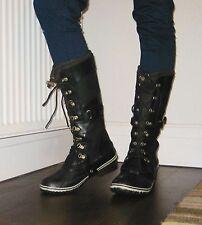 Sorel Snow, Winter Block Heel Boots for Women