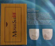 Loot Anime Mushshi-shi Tea Cup Set Brand New Gods and Spirits Loot Crate