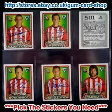 Merlin's Premier League 2005 (de 500 a 574) * Seleccionar los adhesivos que necesita *