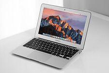 "RARE 11"" Apple MacBook Air Laptop Core i5 1.7 GHz 64GB SSD 4GB RAM"