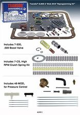 4L60E, 4L65E, 4L70E Transgo Shift kit 4L60E-3 Shift kit Full Manual Control