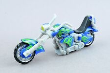 Transformers Hunt for the Decepticons BRIMSTONE Complete Motorcycle HFTD Hasbro