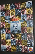 1999 Brisbane Lions Football Club Year Book