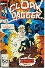 (Mutant Misadventures of )Cloak & Dagger # 14 (USA, 1990)