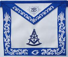 Masonic Apron Past Master Freemason Mason US Seller