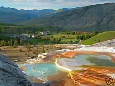 No Frills Photo CD Guide to Yellowstone National Park