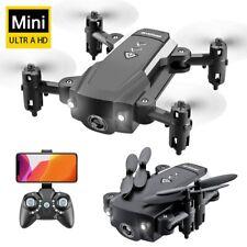 Mini Faltbar WIFI Drohne Mit HD Kamera Quadrocopter RC Drone Selfie FPV NEU