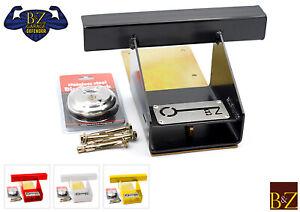 B&Z | Heavy Duty Unbreakable Up and Over Garage Door Security Lock With Fixing