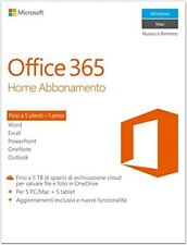 OFFICE 365 A VITA - 5 DISPOSITIVI PC, MAC, ANDROID E TABLET